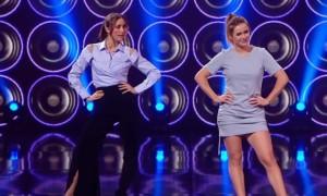 Світоліна v Різатдінова взяли участь у батлі на українському телеканалі. Вийшло неймовірно!