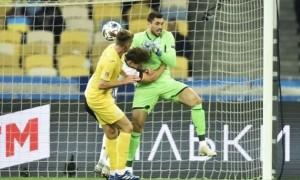 Бущан - найкращий гравець збірної України в матчі з Німеччиною