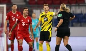 Баварія переграла Боруссію і виграла Суперкубок Німеччини