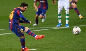 Барселона розібралася з Бетісом у 9 турі Ла-Ліги