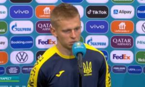 Зінченко пояснив провал України у грі з Австрією