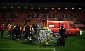 Співробітник стадіону трагічно загинув після закінчення матчу у Франції