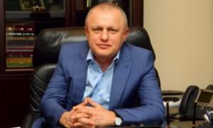 Суркіса оштрафували на 50 тис гривень за інтерв'ю