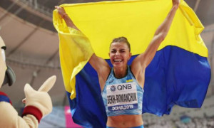 Бех-Романчук отримала квартиру за найкращий стрибок у сезоні в Катарі