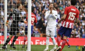 Реал зіграв внічию з Атлетіко у 7 турі Ла-Ліги