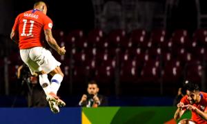 Чилі розгромила збірну Японії на Копа Америка