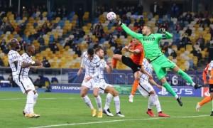 Шахтар - Інтер 0:0. Огляд матчу