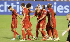 Бельгія - Чехія 3:0. Огляд матчу