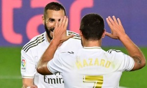 Реал розгромив Валенсію у 29 турі Ла-Ліги