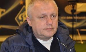 Суркіс: Бєсєдін - це золотий фонд Динамо та українського футболу