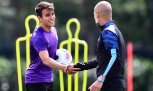 Гарсія має бажання залишити Манчестер Сіті