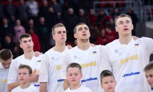 Збірна України отримала розклад матчів у відборі на Євробаскет-2021