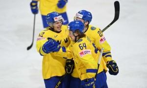 Канада та Швеція здобули перемоги на чемпіонаті світу