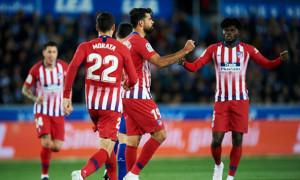 Атлетіко розгромило Реал на Міжнародному кубку чемпіонів
