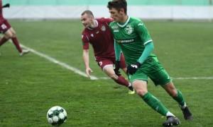 Ужгород розгромив Карпати у Другій лізі