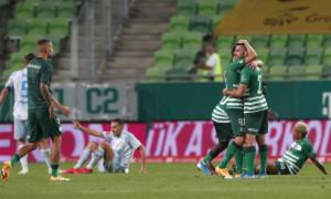 Ференцварош - Динамо (Загреб) 2:1. Огляд матчу