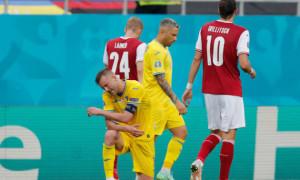 Україна - Австрія 0:1. Огляд матчу