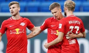 Лейпциг розібрався з Гоффенгаймом у 31 турі Бундесліги