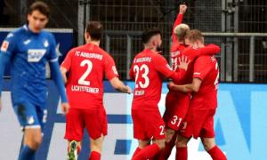 Аугсбург обіграв Гоффенгайм у 15 турі Бундесліги