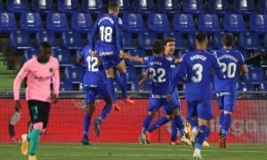 Хетафе - Барселона 1:0. Огляд матчу