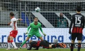Лейпциг не зміг обіграти Айнтрахт у 8 турі Бундесліги