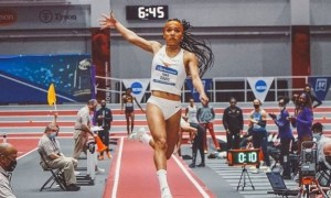 Американська студентка перевершила рекорд сезону Бех-Романчук