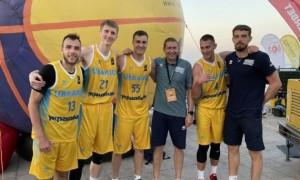 Визначилися суперники збірних України на чемпіонаті Європи 3х3