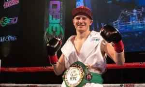 Богачук претендує на звання Відкриття року за версією WBC