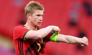 Де Брейне пропустить матч проти Росії на Євро-2020