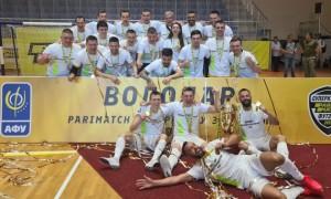 Продексім переміг Ураган та завоював свій перший Суперкубок України