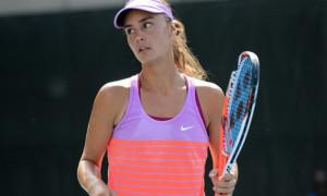Калініна виступить на турнірі ITF