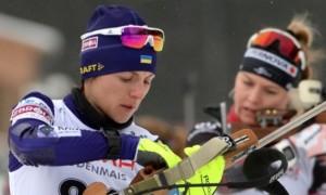 Двоє українок у ТОП-10 індивідуальної гонки на Кубку IBU