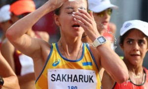 Сахарук потрапила до ТОП-20 у спортивній ходьбі на Олімпіаді