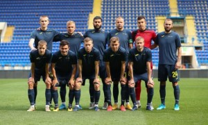 Метал - Миколаїв-2 6:0. Огляд матчу