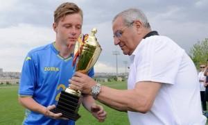 Збірна України U-15 виграла Кубок розвитку УЄФА