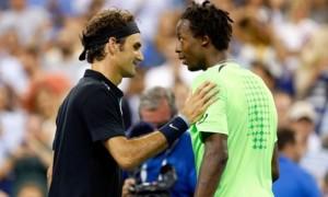 Федерер переграв хлопця Світоліної і здобув ювілейну перемогу