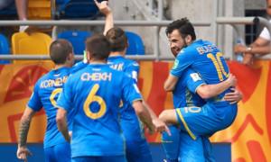 Гравців збірної України зустрінем, як героїв – Бєлік