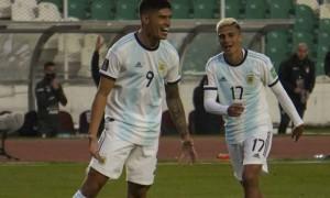 Болівія - Аргентина 1:2. Огляд матчу