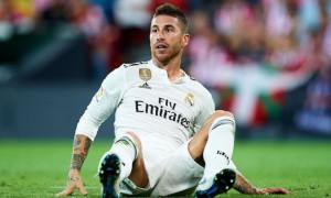 Рамос пропустить найближчий матч Реала з Ейбаром