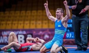 Яценко переміг росіянина в сутичці за золото чемпіонату Європи