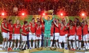 Баварія без проблем обіграла Баєр та здобула Кубок Німеччини