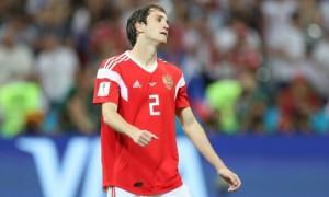 Фернандес завершив кар'єру в збірній Росії