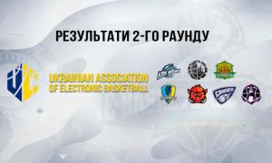 Підсумки другого раунду чемпіонату України з кібербаскетболу