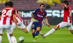 Барселона - Атлетік 1:0. Огляд матчу