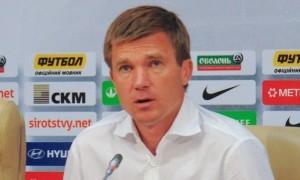 Максимов: Сказав Ісенку - молодець, але тепер ти знову третій воротар