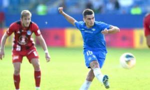 Алібеков розкішним голом вивів свою команду у фінал Кубка Чехії