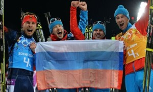 Збірна Росії буде позбавлена золота Сочі-2014 в естафеті через допінг Устюгова