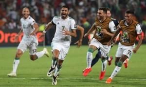 Алжир - володар Кубка африканських націй