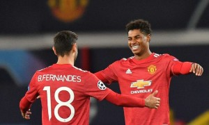 Манчестер Юнайтед - Лейпциг 5:0. Огляд матчу