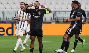 Ювентус - Ліон - 2:1. Огляд матчу